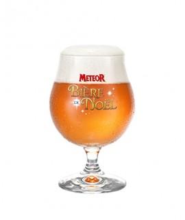 Verre Bière de Noël