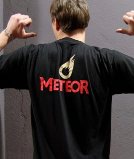 T-shirt homme METEOR