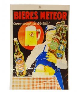 Affiche Meteor - Comme au café