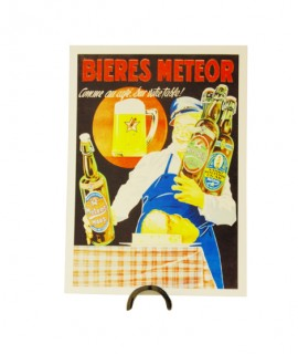 Carte Meteor - Comme au cafe