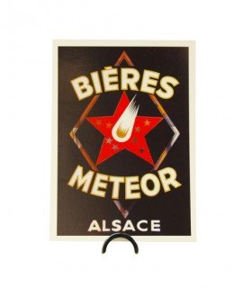 Carte Meteor - Etoile Rouge
