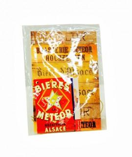 Etiquettes cadeau - Meteor