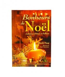 Livre Bonheurs de Noël