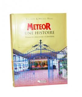 Livre Meteor une histoire