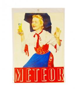 Affiche Meteor - Alsacienne
