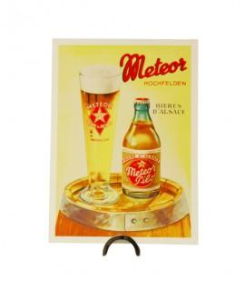 Carte Meteor - Fût de bière