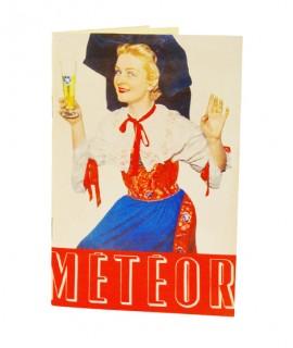 Carnet Meteor - Alsacienne