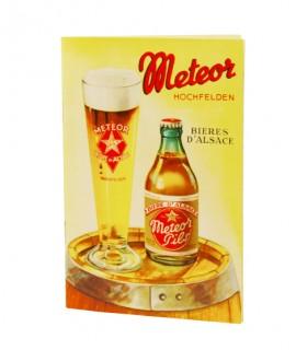 Carnet Meteor - Fût de bière