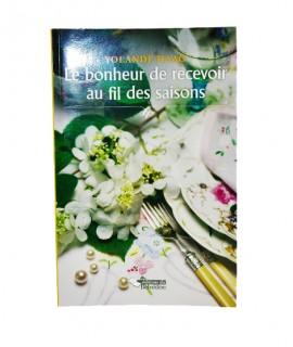Livre Le bonheur de recevoir