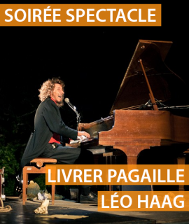 Spectacle Livrer Pagaille / 07 septembre
