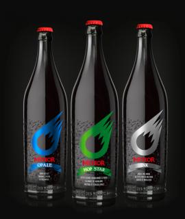 Coffret Meteor LAB 3 bouteilles
