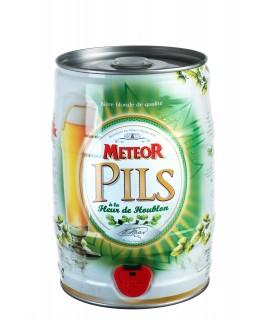 Fût 5 litres Meteor Pils