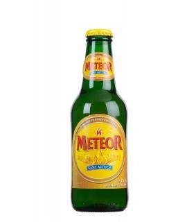 Bière sans alcool 25 cl Meteor