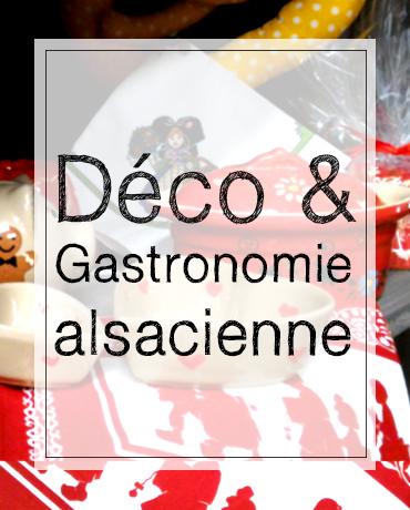décoration gastronomie alsacienne