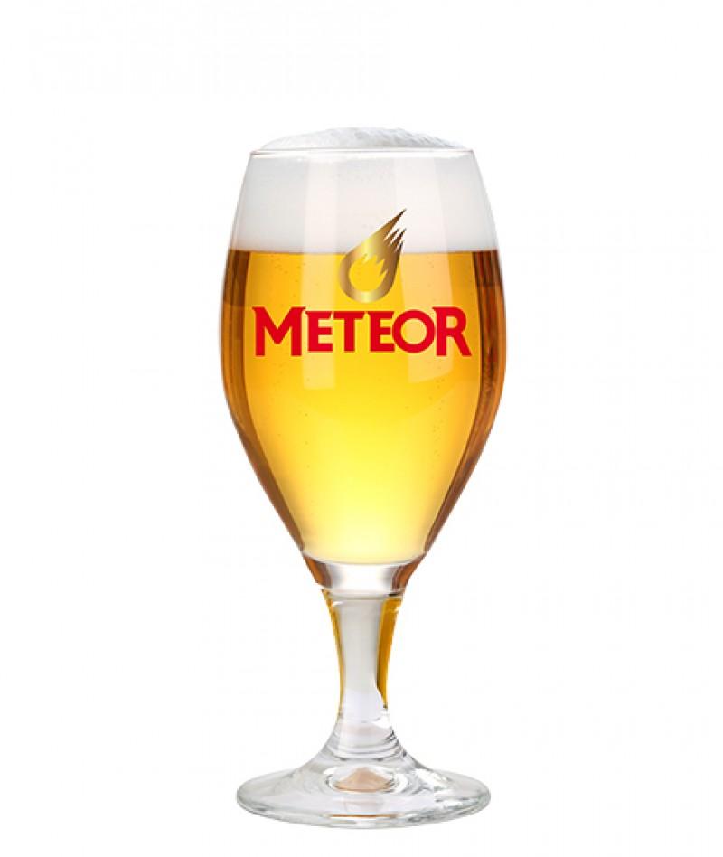 6 Verres Ballon Meteor 25 cl