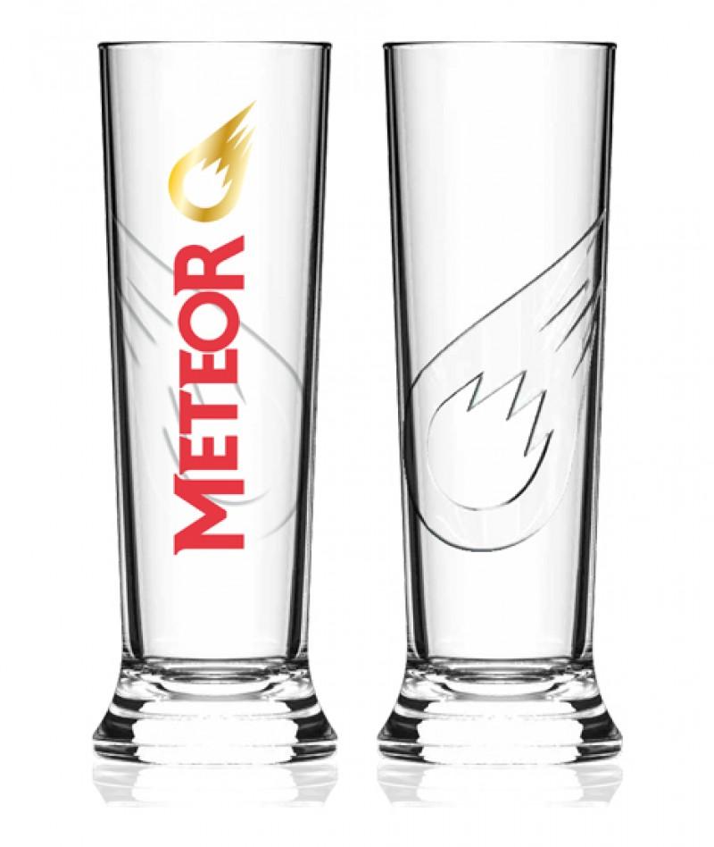 6 Verres Meteor 25cl Météorite