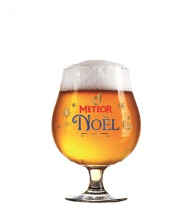 6 Verres Bière de Noël