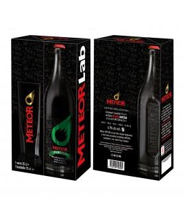 Coffret Meteor LAB 1 verre 1 bouteille