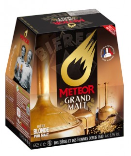 Meteor Grand Malt 6x25cl