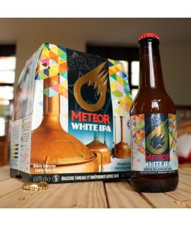 Meteor WHITE IPA 6x25cl