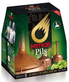 Meteor Pils 6x25cl