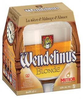 Wendelinus Blonde 6x25cl